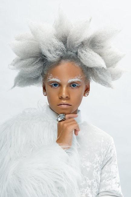 'Afro Art' | Hair by Lachanda Gatson / Courtesy of CreativeSoul