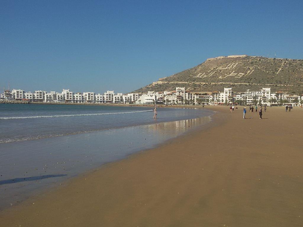 Beach, Agadir