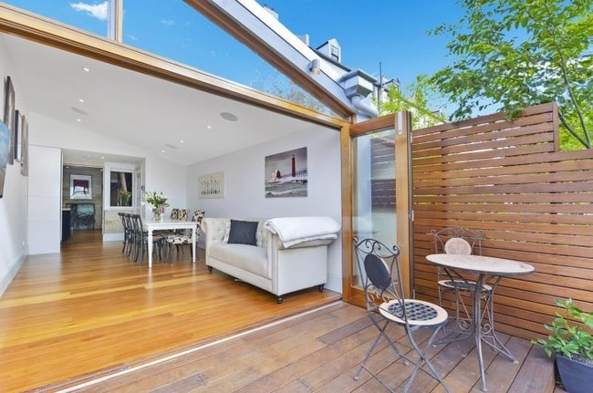 AIR BNB Luxury Colonial Terrace