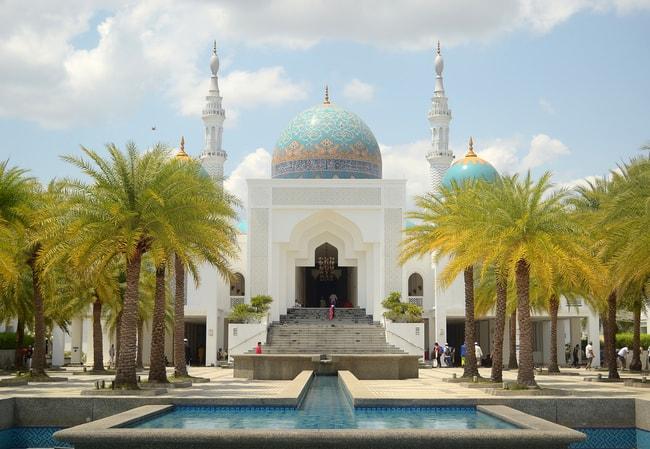 Al-Bukhary Mosque