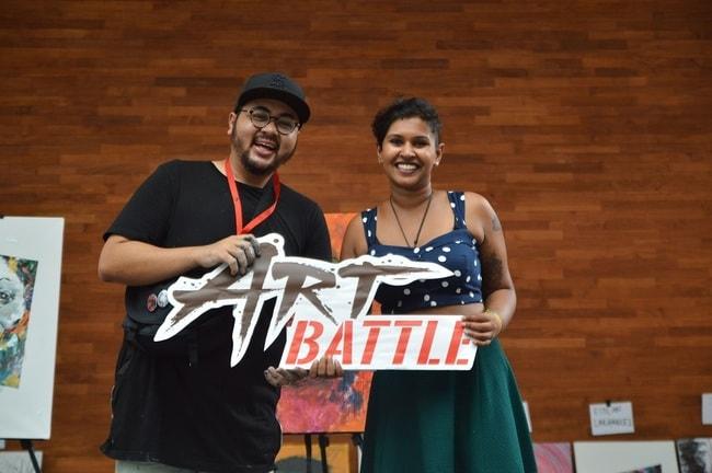 Art Battle Malaysia