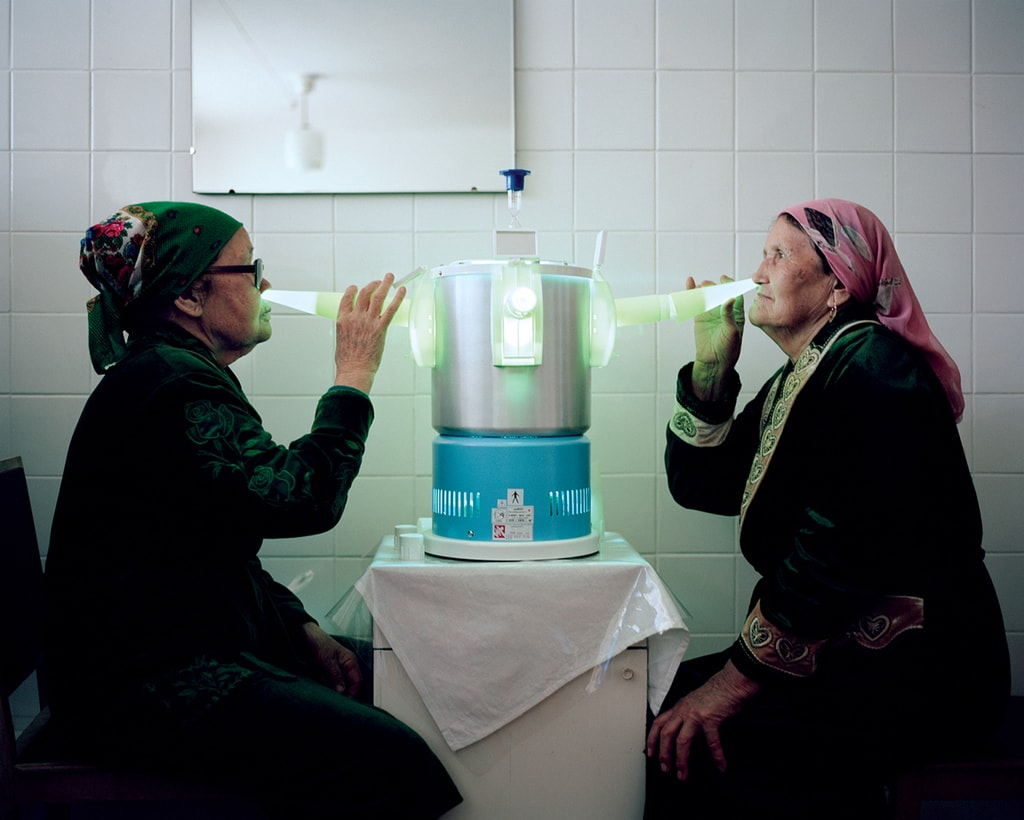 Aurora, Kyrgyzstan ©Michal Solarski/Fuel-designs.com
