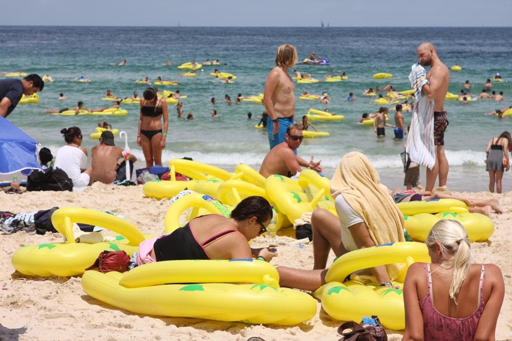 Aussies at the beach | © Eva Rinaldi:Flickr