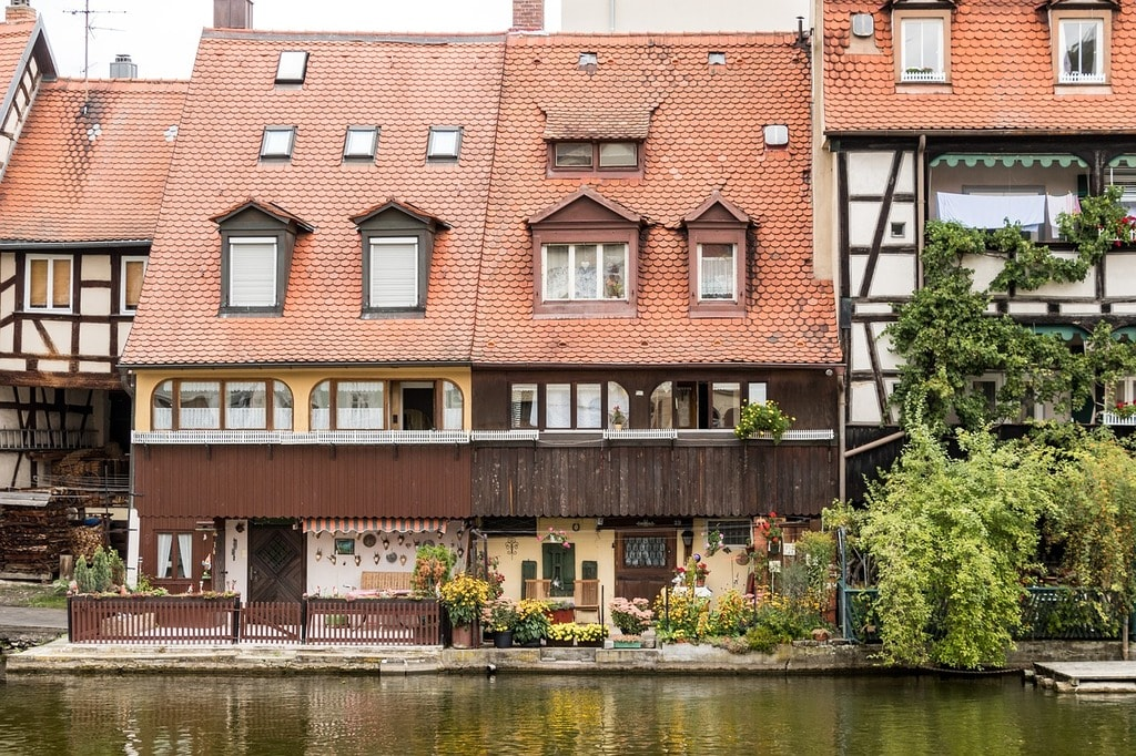 Little Venice, Bamberg, Germany