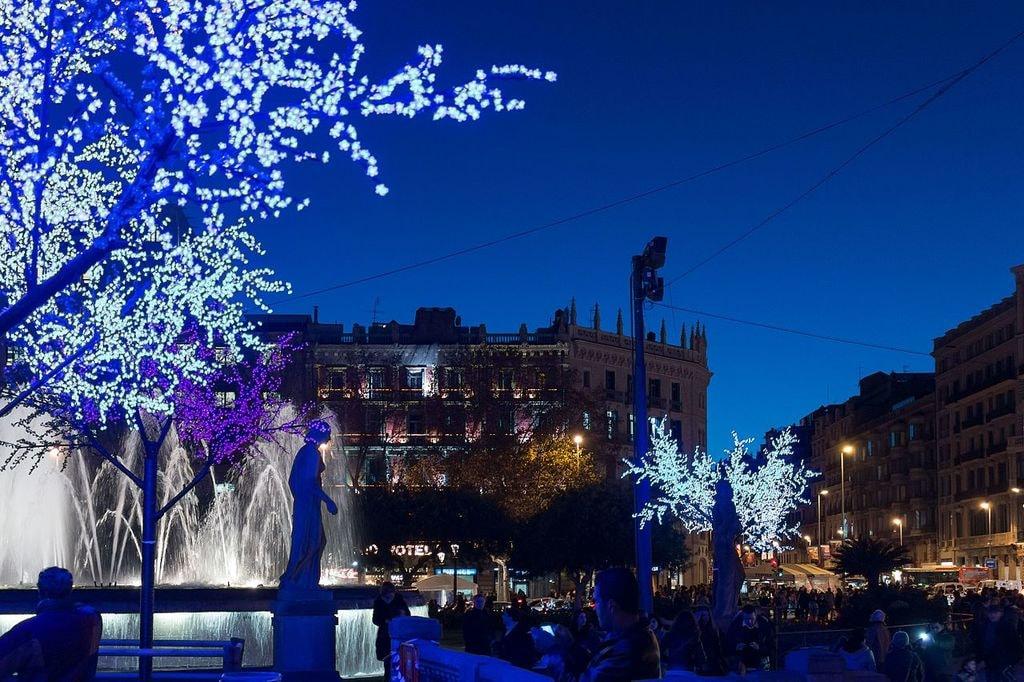 Christmas in Barcelona   ©Mummelgrummel / Wikimedia Commons