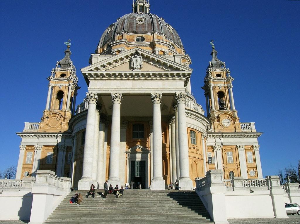 Basilica di Superga, Turin | © Luca Galli/Flickr