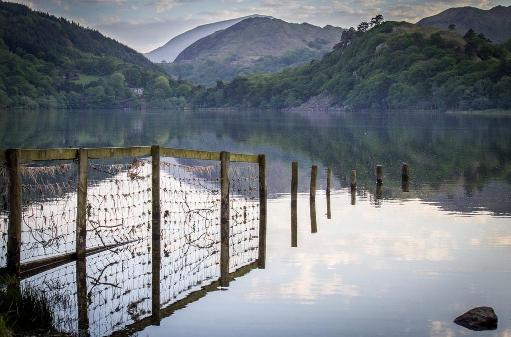 Beautiful Welsh landscape