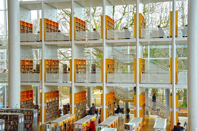 Biblioteket Malmö