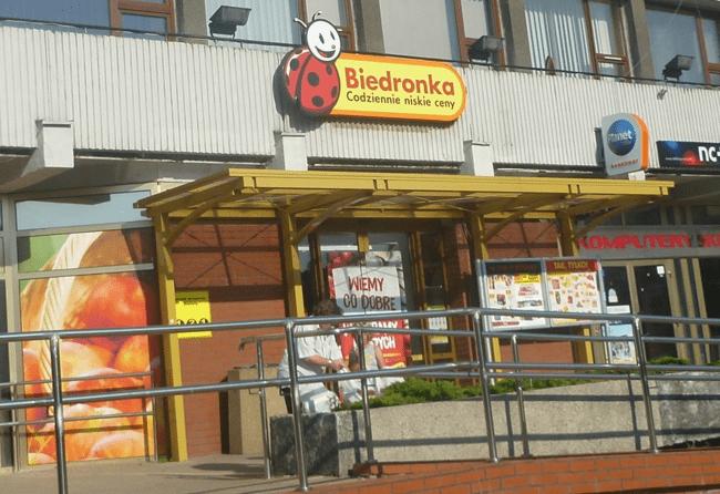 Biedronka Poland