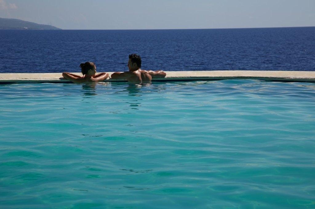 Bluewater Sumilon - Infinity pool