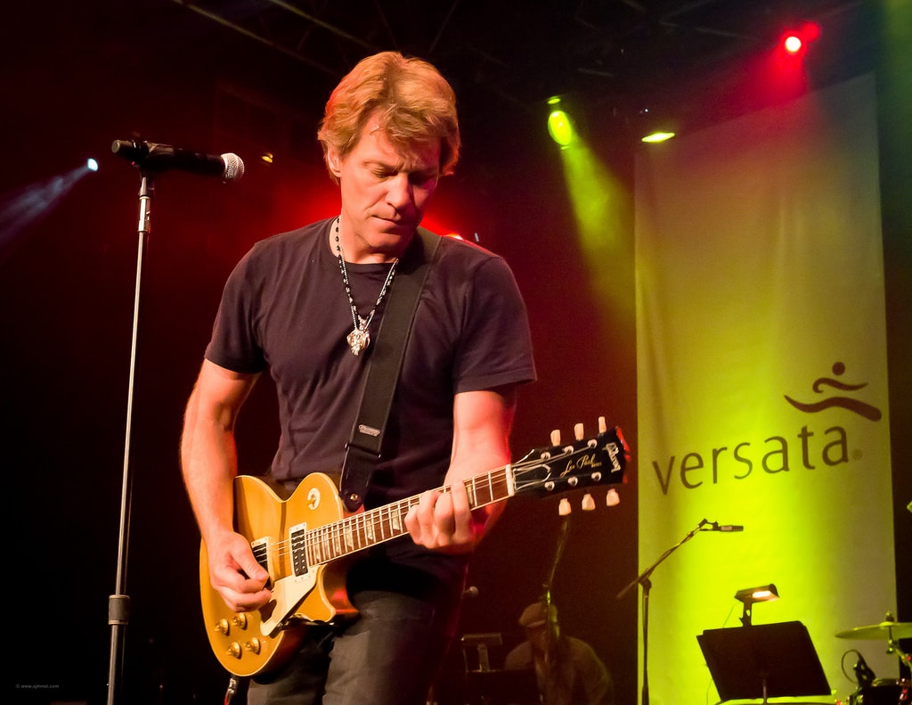 Bon Jovi Banned in China