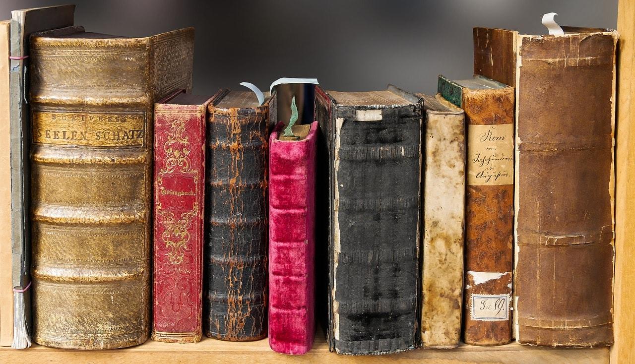 Old Book | © Pixabay