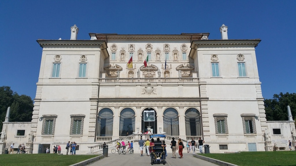Galleria Borghese | © waldomiguez/Pixabay