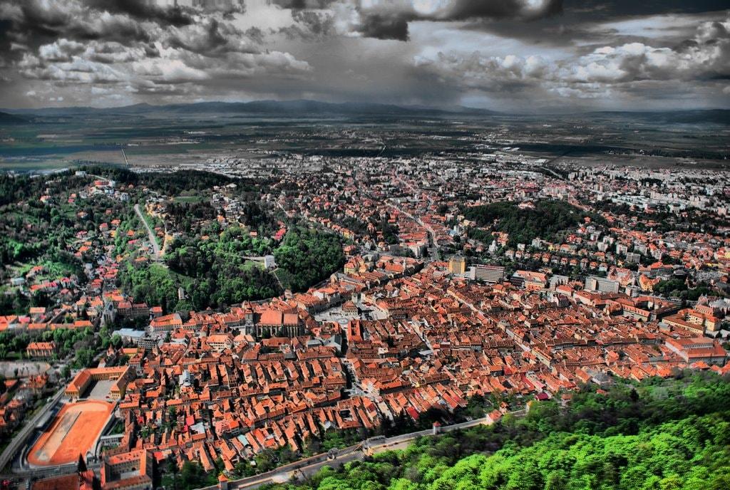 Brasov Panoramic
