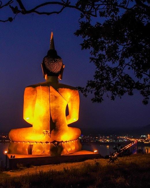 Buddha, Pakse   © Clinton Phosavanh/WikiCommons