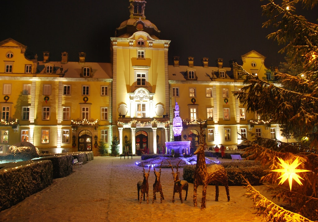 Bueckeburg Castle, Germany