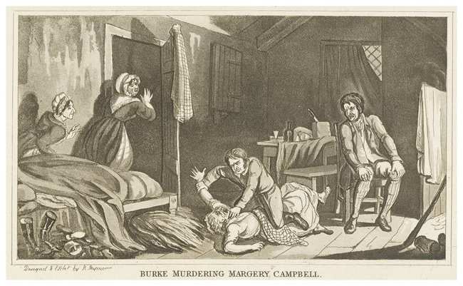 Burke Murdering Margery Campbell   Public Domain via WikiCommons