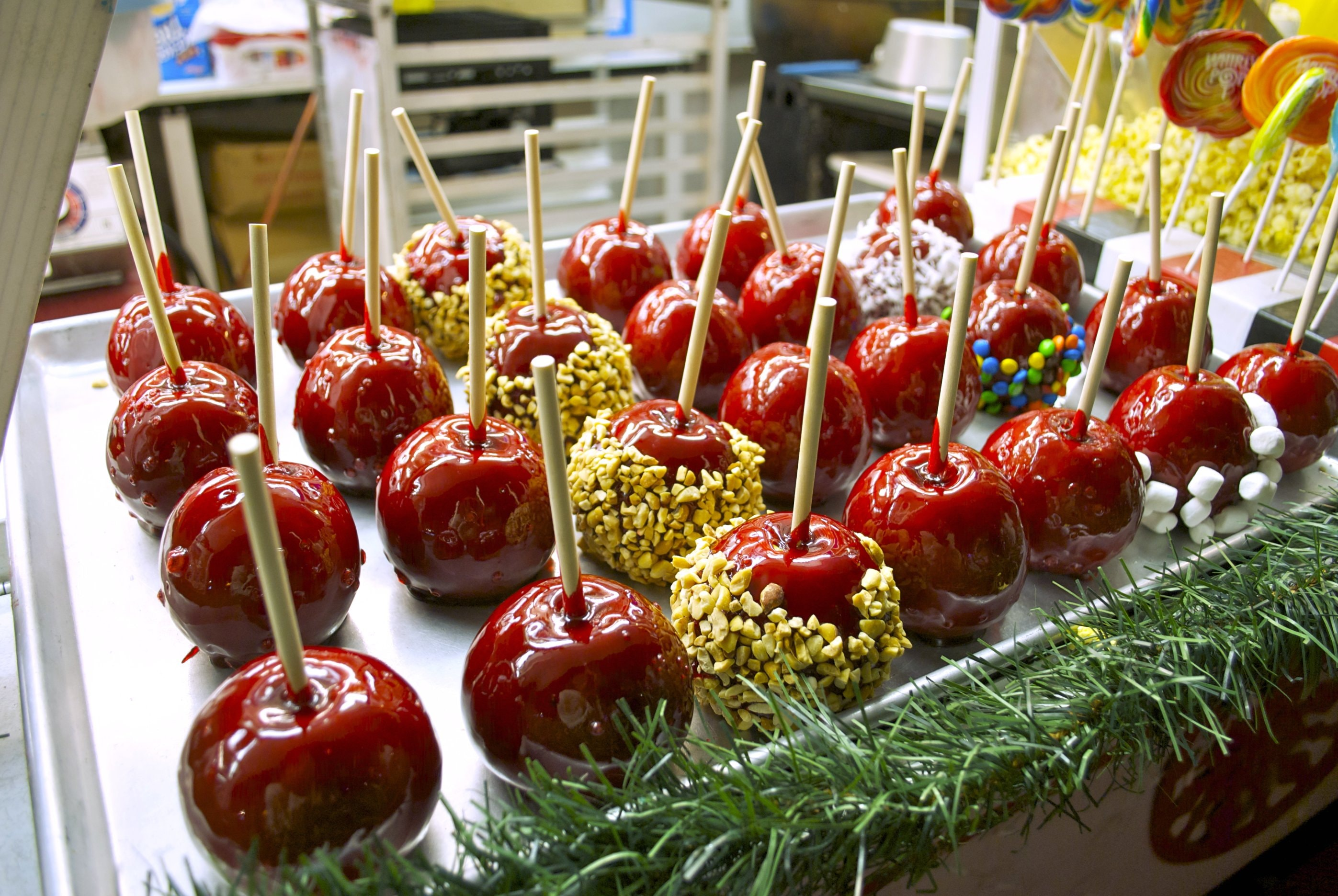 candy apples by bob brown