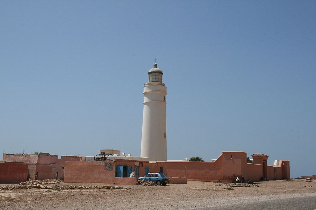 Agadir lighthoue