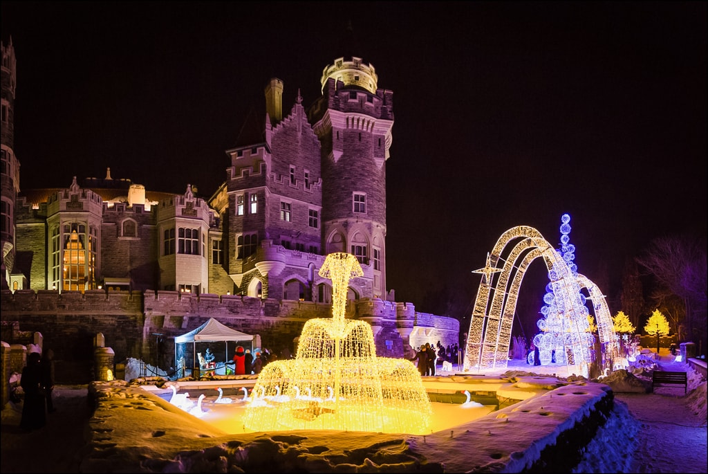 Christmas Decorations | Courtesy of Casa Loma