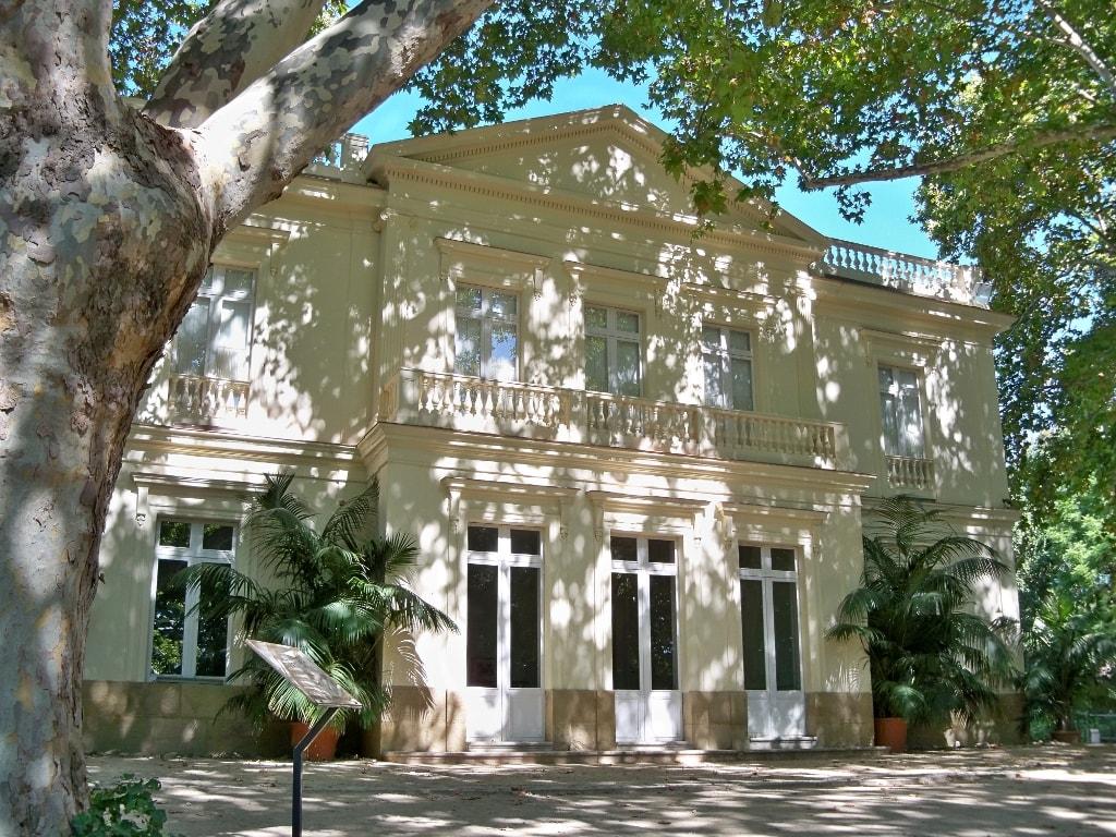 Casa Palacio La Concepción, Malaga, Spain   ©Daniel Capilla / Wikimedia Commons