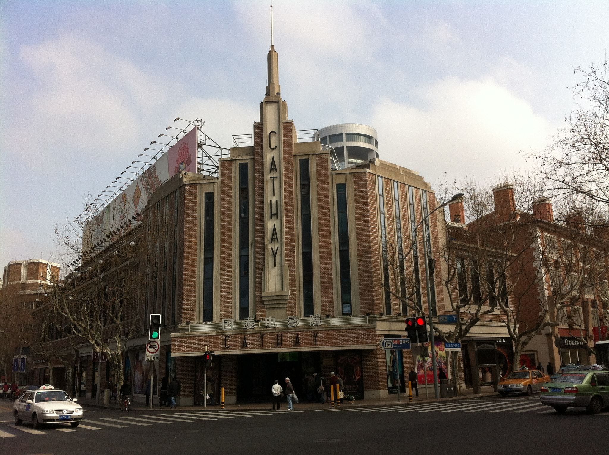 6 Unique, Historic Shanghai Theaters to Catch a Film