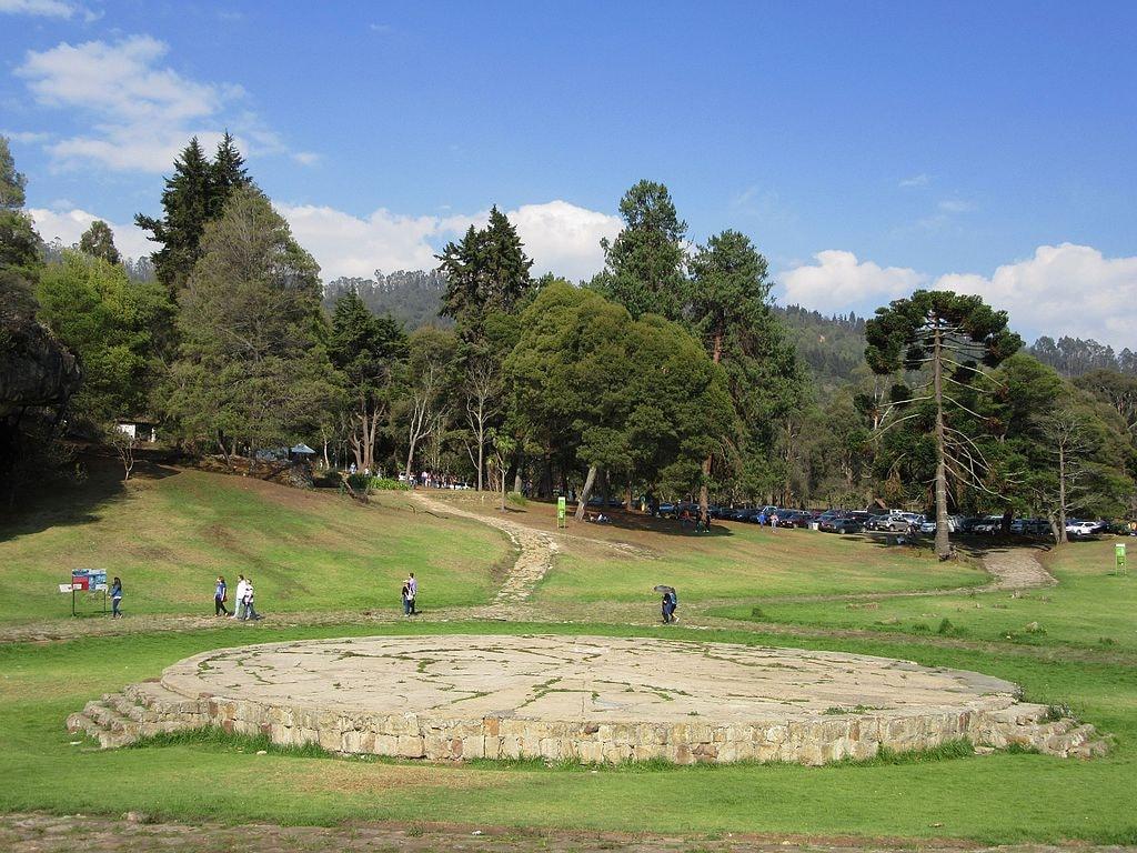 Piedras del Tunjo Archaeological Park, Colombia   © Pedro Felipe/wikicommons