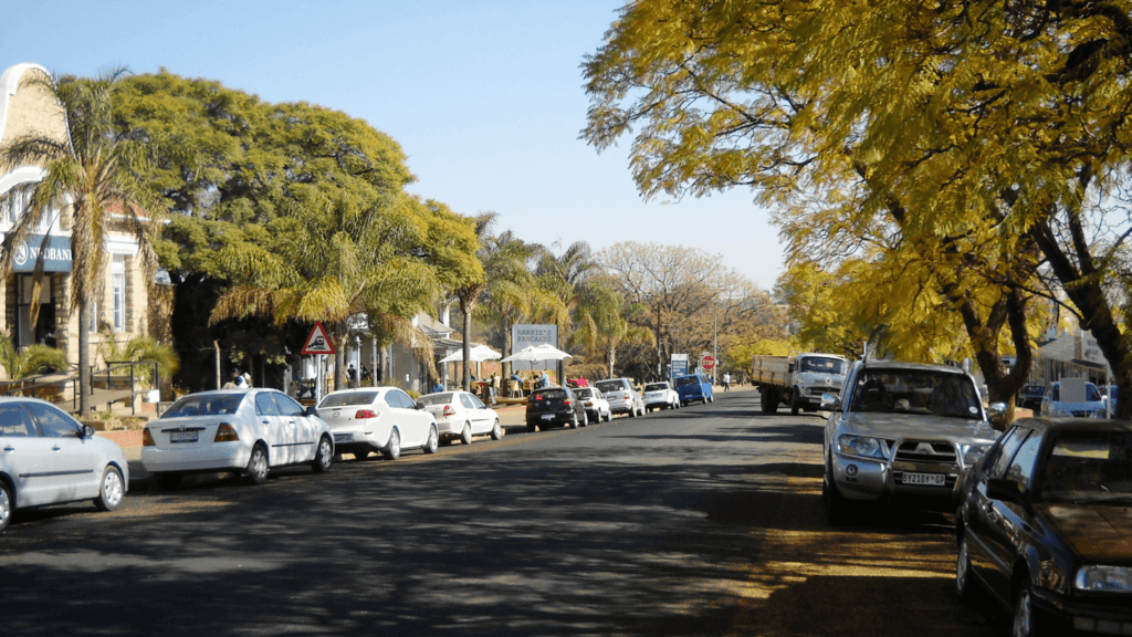 Charming small towns_Cullinan