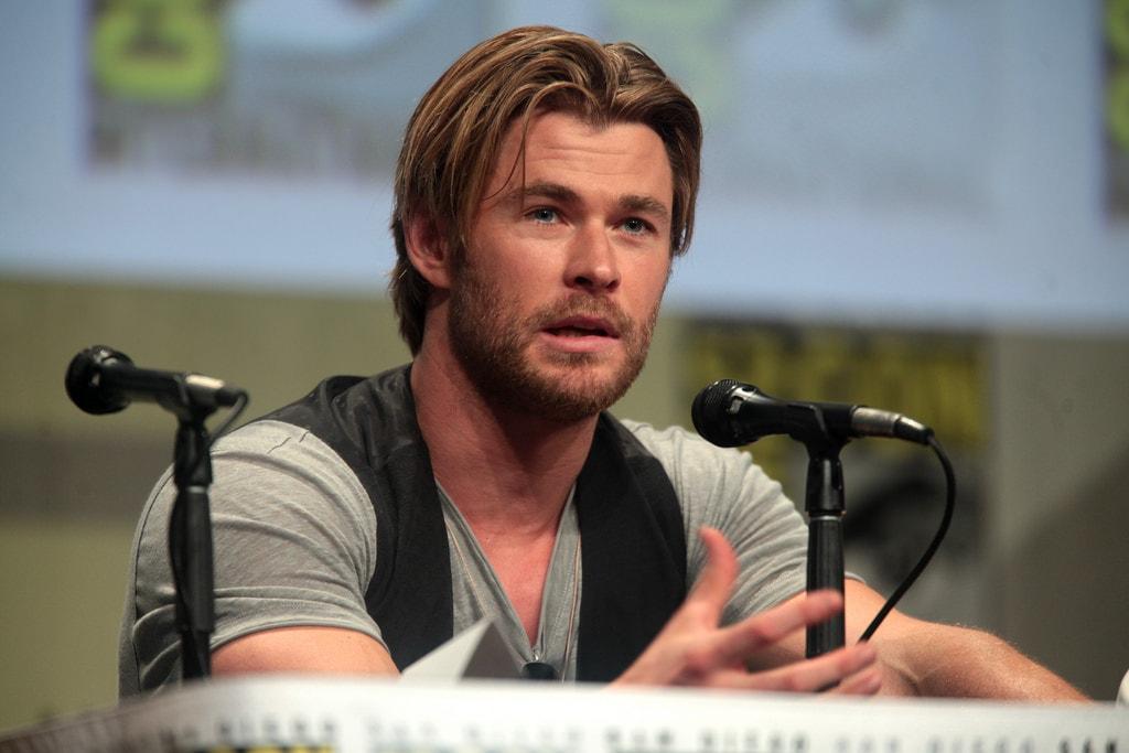 Chris Hemsworth | © Gage Skidmore_Flickr