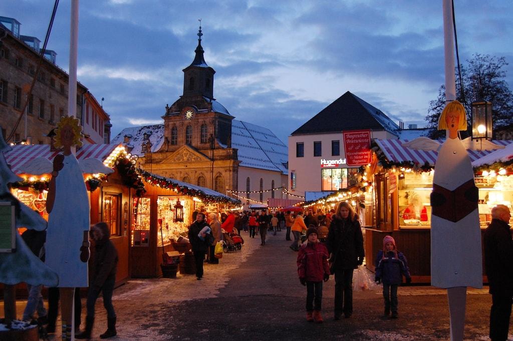 Bayreuth Christmas market