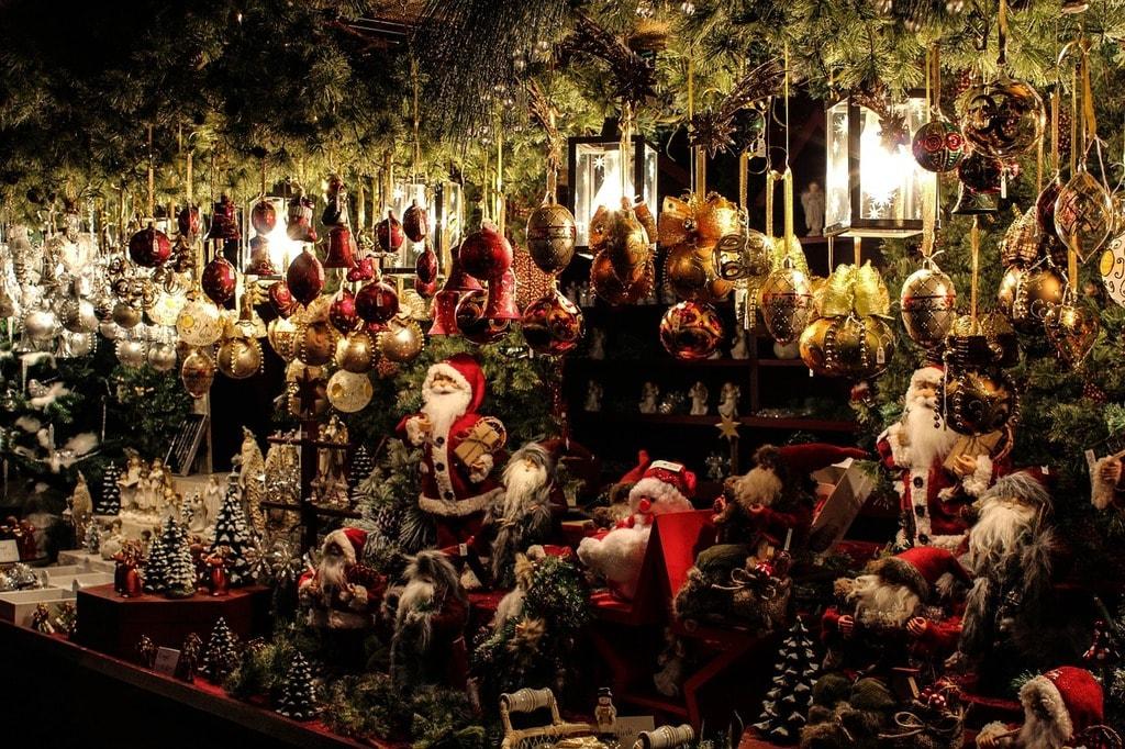 Christmas market   ©Gellinger / Pixabay