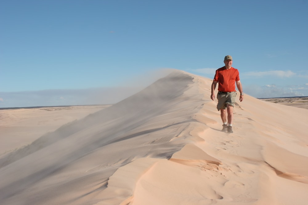 Athabasca Sand Dunes | Churchill River Canoe Outfitters