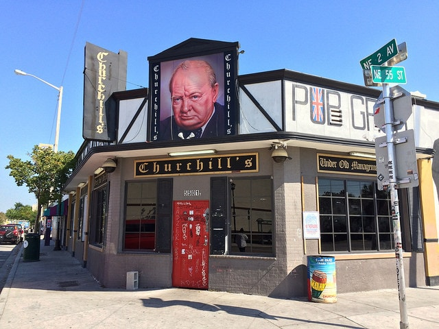 churchill's pub phillip pessar flickr