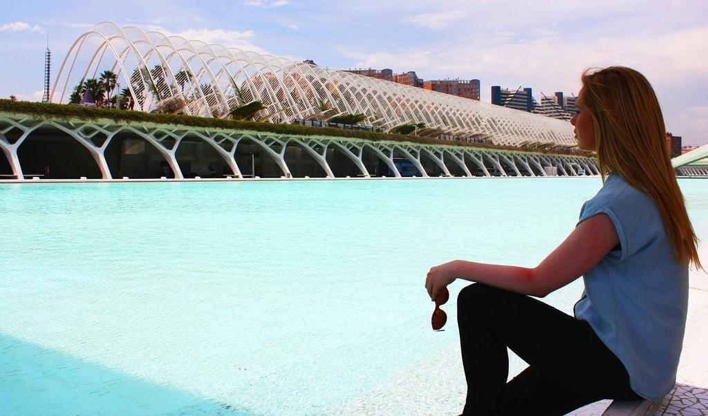 City of Arts and Sciences, Valencia, Spain | ©Themil / Pixabay