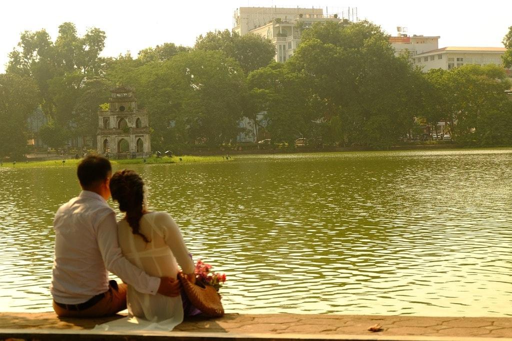 Vietnamese in love   © mooyuei/pixabay