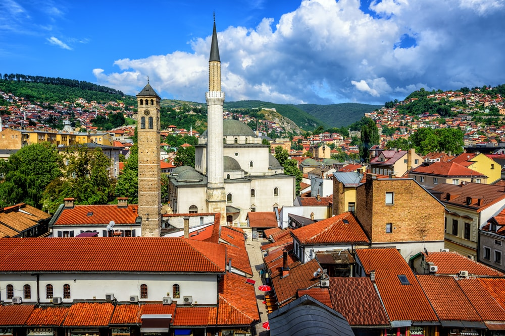 17 Charming Photos Of Bosnia S Old Towns