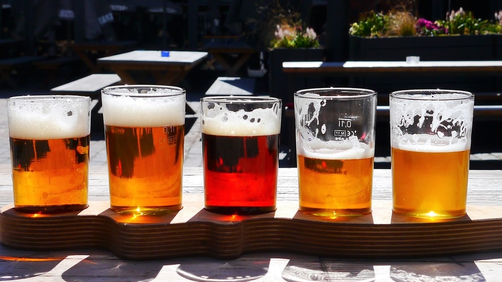 13 craft beers you must try in romania for Craft beer market share 2017