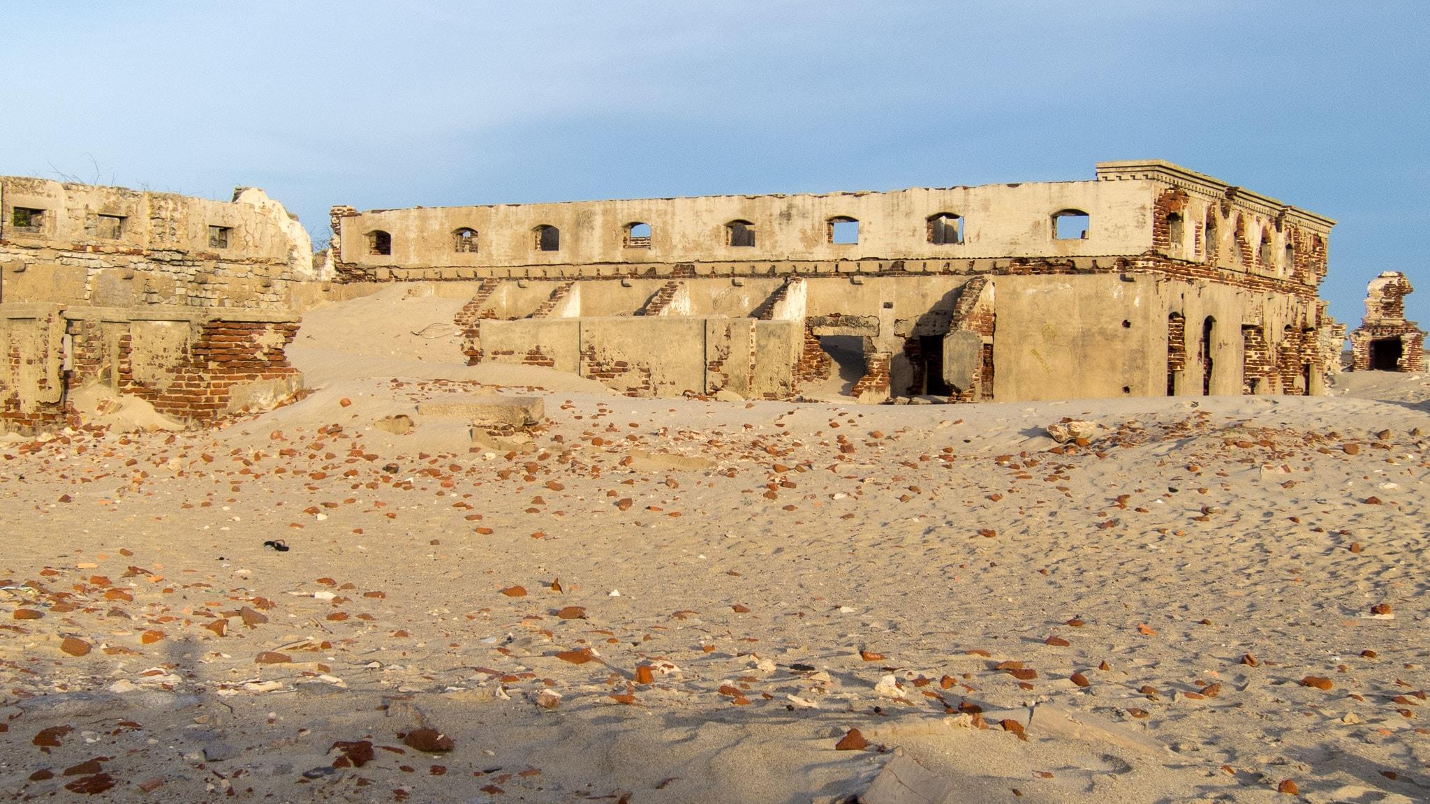 Dhanushkodi Ruins