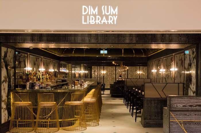 Dim Sum Library Hong Kong