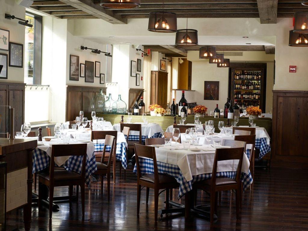 The Best Italian Restaurants In Manhattan New York City