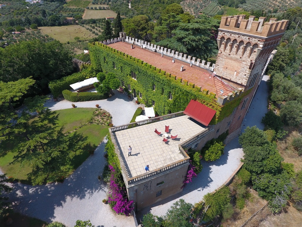 Castello di Magona | © Courtesy of Castello di Magona