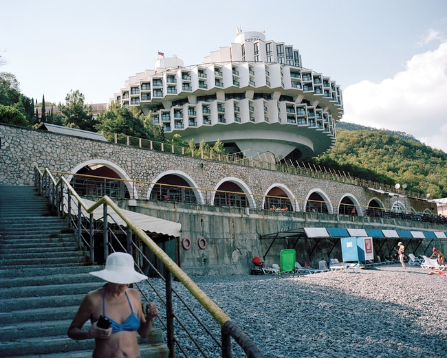 Druzhba, Crimea ©Michal Solarski/Fuel-designs.com