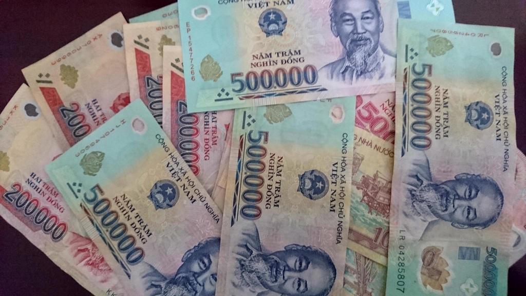 Vietnamese currency | © Piumi Rajapaksha