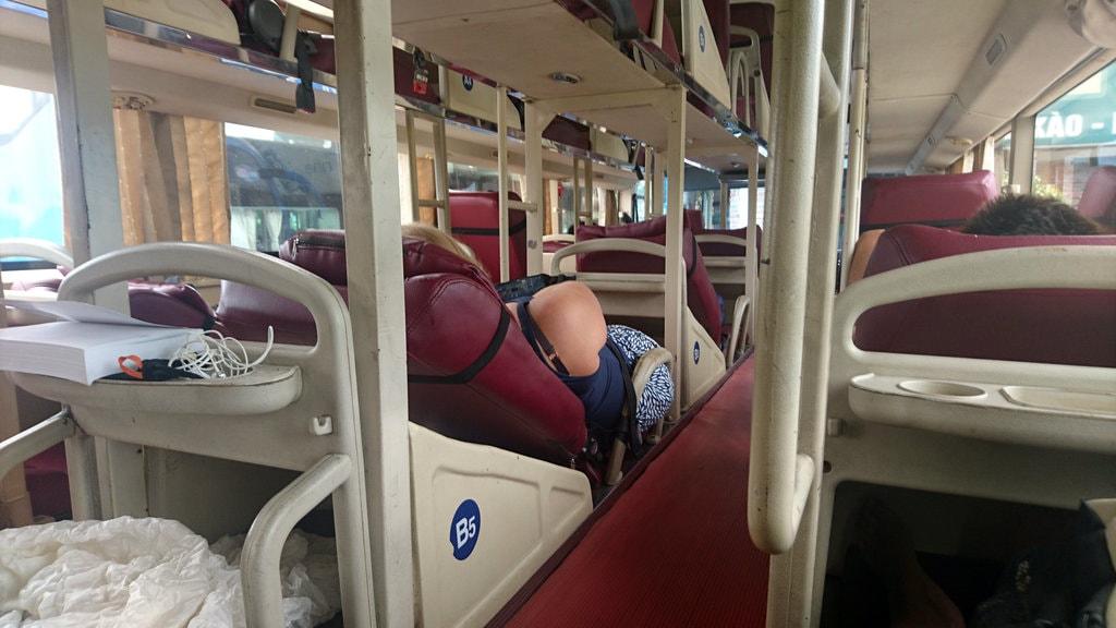 Sleeping bus | © Piumi Rajapaksha