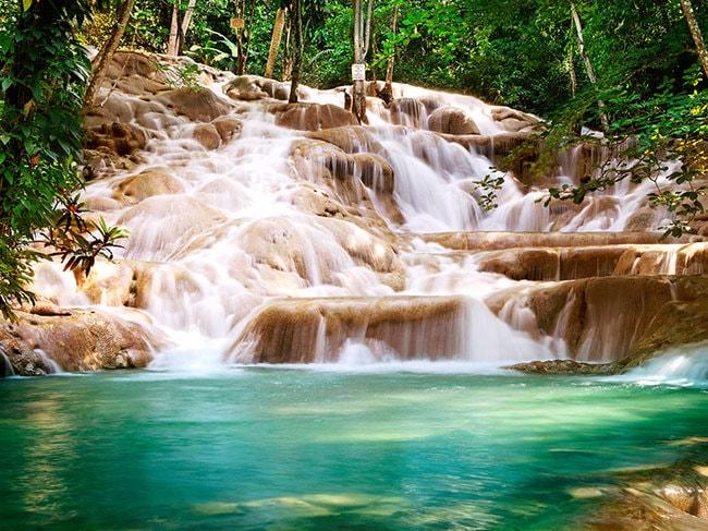dunns river falls