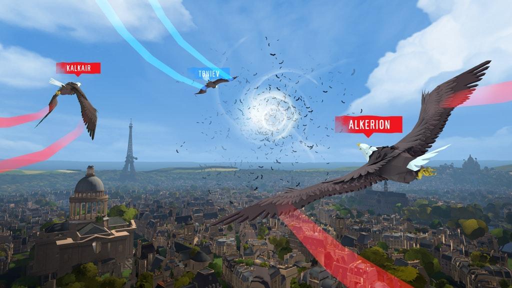 Eagle Flight - multiplayer