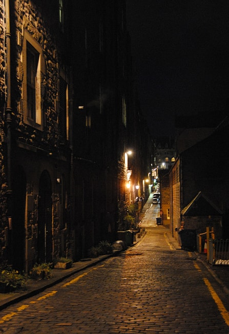Edinburgh, City of the Dead Tour | © Helen Simonsson / Flickr