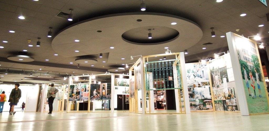Eslite show area