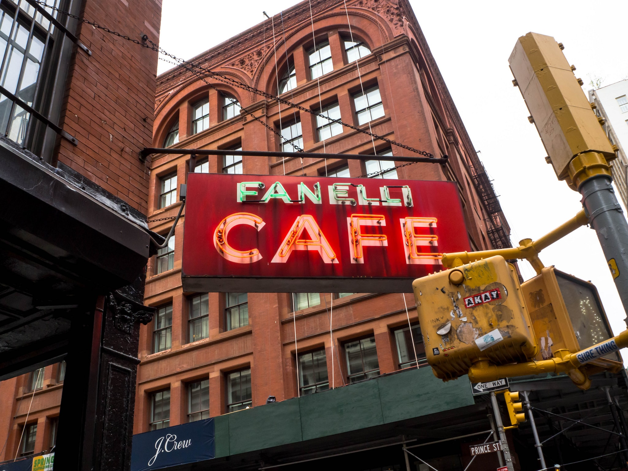 Fanelli Cafe | Anthony Flickr