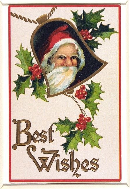 The Tale of the First Ever Christmas Card and Its ...